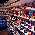 Chaussure variées de femme