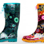 Les bottes de pluie pour femme
