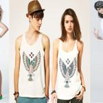 T-shirt, vêtement populaire de l'été