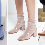 Etre à la pointe de la mode, bottes à franges